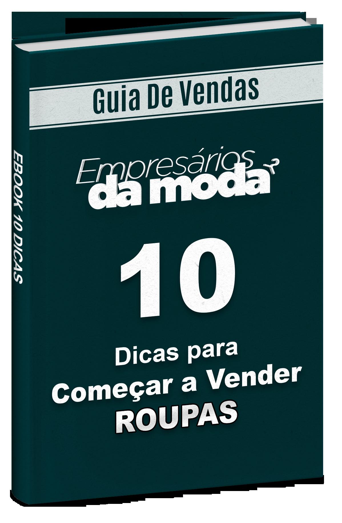 E-book Grátis: 10 Dicas para ter sucesso vendendo roupas!